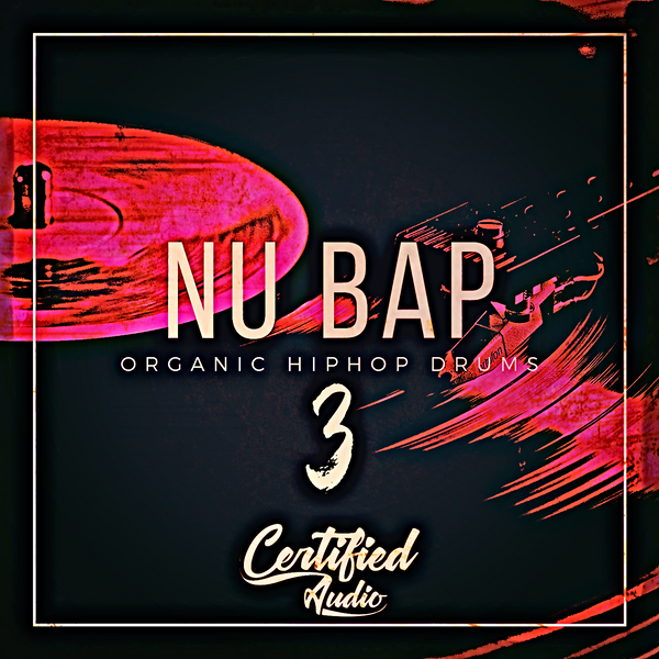 Nu Bap Organic HipHop Drums 3