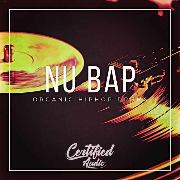 Nu Bap Organic HipHop Drums