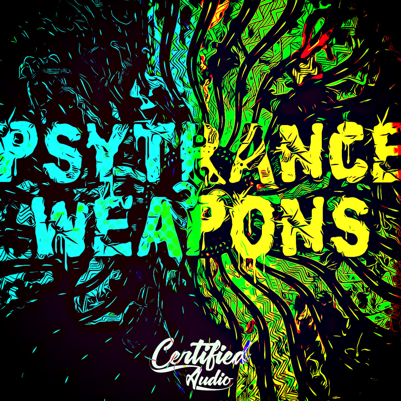 PsyTrance Weapons