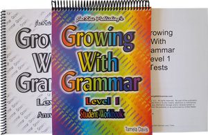 Growing With Grammar, Level 1, Complete Set