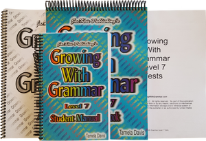 Growing With Grammar, Level 7, Complete Set