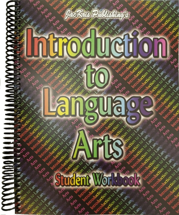 Introduction to Language Arts, Student Workbook