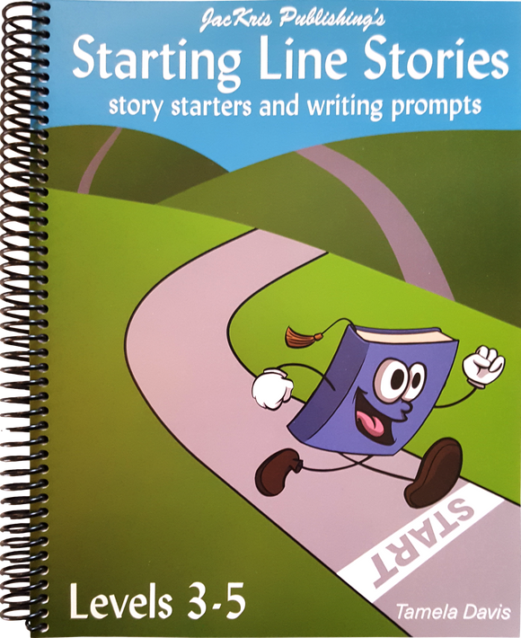 Starting Line Stories, Levels 3-5