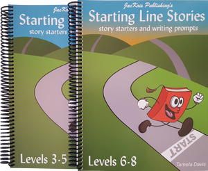 Starting Line Stories, Levels 3-5 and Levels 6-8