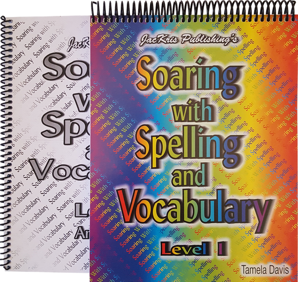 Soaring With Spelling, Level 1, Complete Set