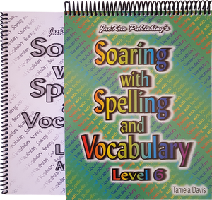 Soaring With Spelling, Level 6, Complete Set