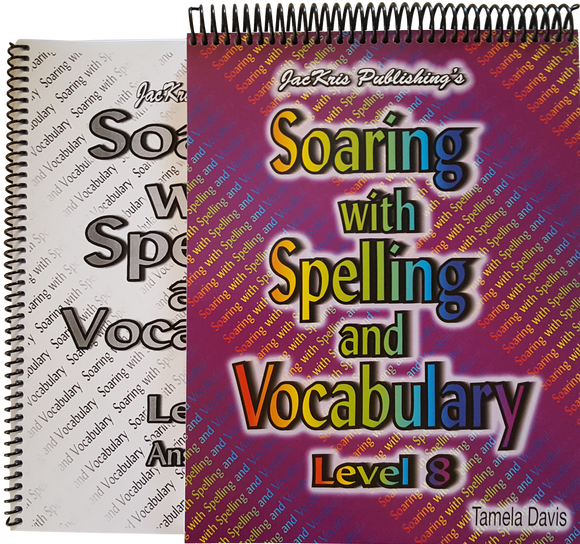 Soaring With Spelling, Level 8, Complete Set
