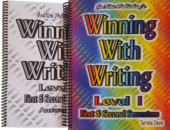 Winning With Writing, Level 1, Complete Set