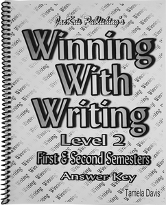 Winning With Writing, Level 2, Answer Key
