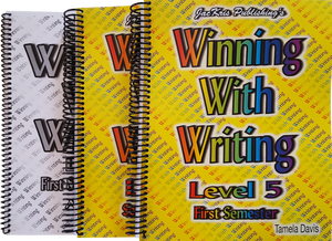 Winning With Writing, Level 5, Complete Set