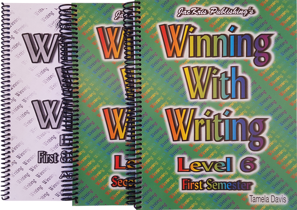 Winning With Writing, Level 6, Complete Set