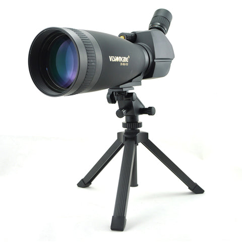 Visionking 30-90x100 Spotting Scope Fully Multicoated Optics BAK4 Spotting Scopes For Hunting/Birdwatching Telescope With Tripod