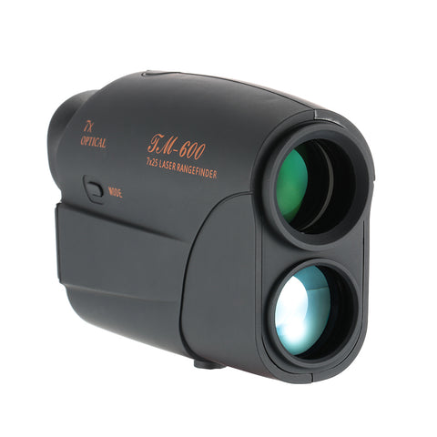 Outdoor Laser Rangefinder Hunting Range Finder 7X25 600/1000m Monocular Telescope Golf Rangefinder Distance Meter Speed Tester