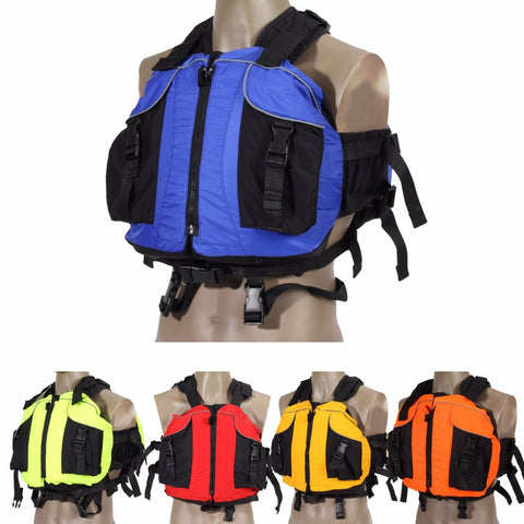 DIY life vest lifevest life jacket likfejackets Canoeing life jacket Oxford cloth EPE inside Swimming Survival Jackets