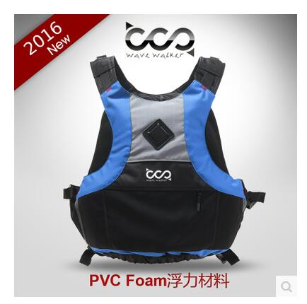 Equal to SALUS brand quality New Walkwaker CE Mark kayak &canoe buoyancy aids soft PVC foam life vest sports life jacket