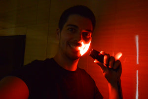 Red Light Therapy from a Flashlight? Is it possible?