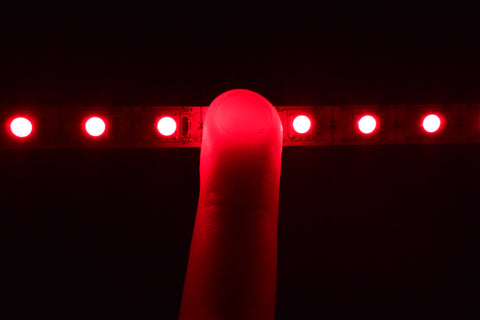 Red and Near Infrared LED Light Therapy