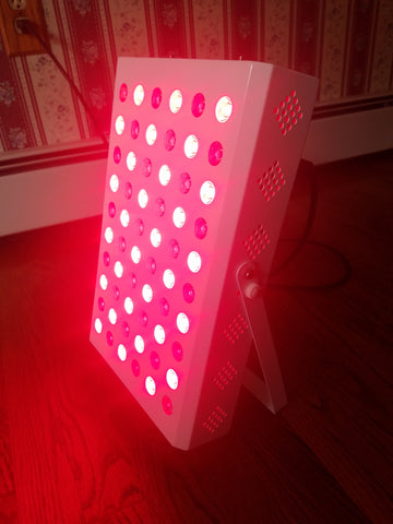Red Light Therapy Panel Alibaba Testing