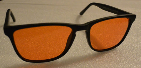 Blue Blocker Orange Tint BPI500 Prescription