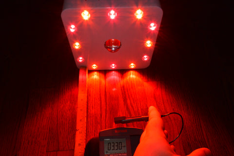 Ambient Red Light Bulbs Therapy