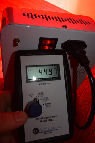Red Light Therapy COB Magnetic Field