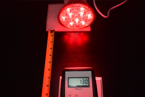 ABI Red Light Therapy Bulb EMF