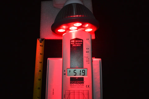 Hooga EMF Red Light Therapy Bulb