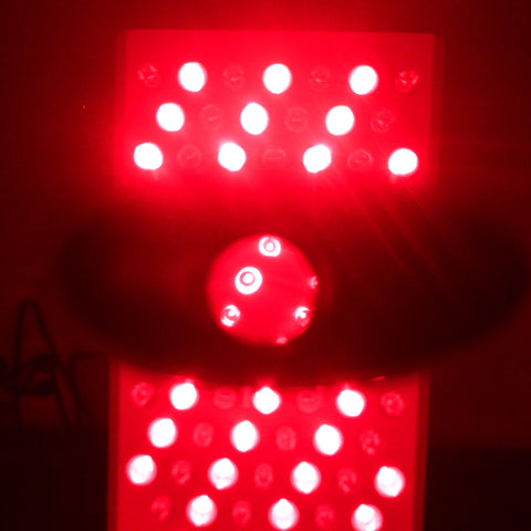 Tanning Gogggles Red Light Therapy Red Near Infrared NIR Blocking Protection Safety Cataracts
