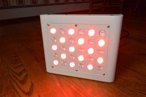 higher powered led panel