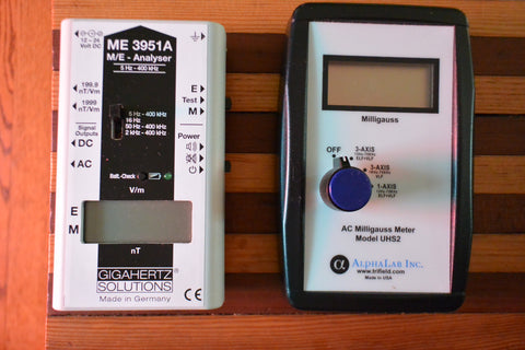 Low Frequency EMF Meter
