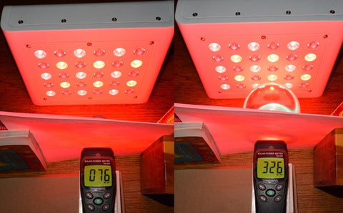 increase penetration red light therapy