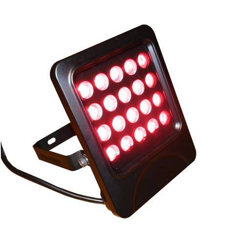 GembaRed Beam Portable Red LED Flood Light Panel