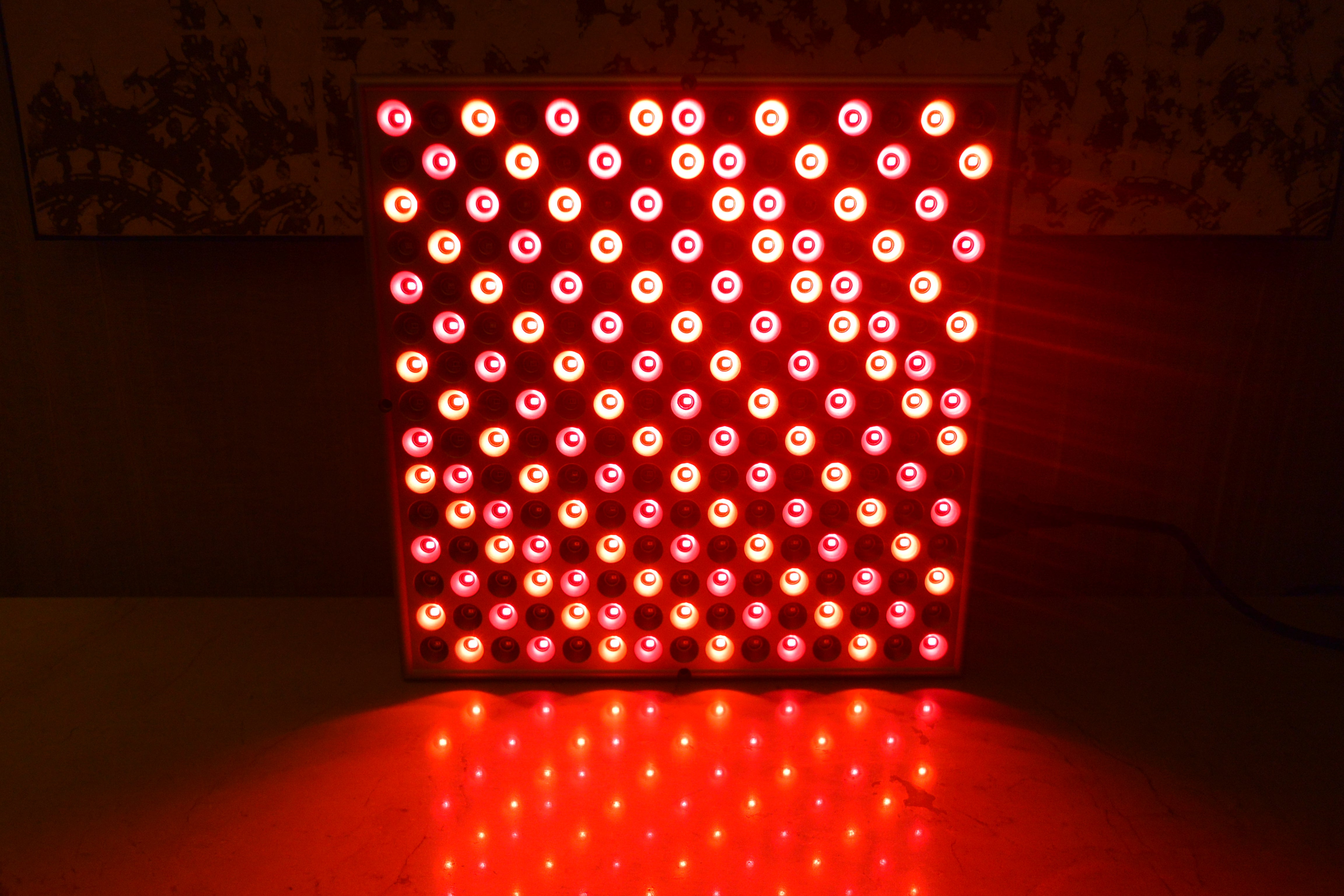 GembaRed Rex NIR & Red LED Light Panel