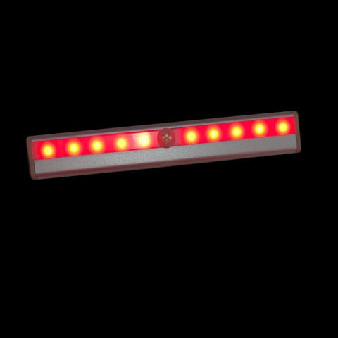 GembaRed Automatic Sensor Red Night Light