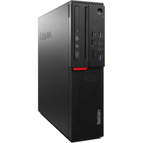 Lenovo ThinkCentre M800 DTP PC, Intel Quad-Core i7-6700 3.40GHz Processor, Win Pro