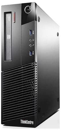 Lenovo ThinkCentre M83 Desktop PC, Intel Quad-Core i7-4770 3.40GHz Processor, Win 10 Pro