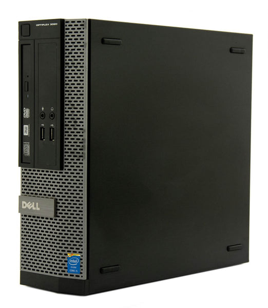 Dell OptiPlex 3020 SFF PC, Intel Quad-Core i7-4770 3.40GHz Processor, Win 10 Pro