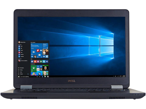 "Dell Latitude E5470 14"" Laptop Computer, Intel Core i5-6300U 2.4GHz Processor, Webcam, Windows 10"