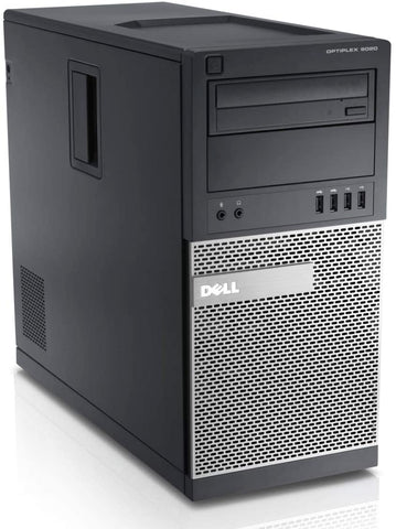 Dell OptiPlex 9020 Tower PC, Intel Quad Core i5-4570 3.2 GHz Processor, Windows 10 Pro