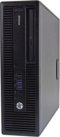 HP EliteDesk 800 G2 Desktop PC, Intel Quad-Core i5-6500 3.2GHz Processor, Win 10 Pro
