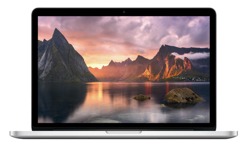 Apple MacBook Pro 15.4-inch 2013, Intel Quad-Core i7-4750HQ 2.0GHz, 256GB SSD, 8GB RAM macOS Catalina