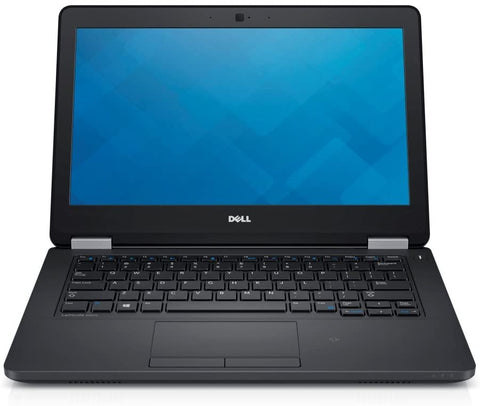 "Dell Latitude E5270 12.5"" Business Laptop Computer, Intel Dual-Core i5-6300U 2.4GHz Processor, Webcam, Windows 10 Pro"