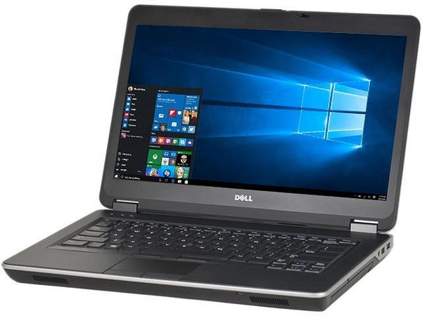 "Dell Latitude E6440 Laptop, 14"" Display, Intel Core i7-4600M 2.9GHz Processor, Webcam, Win 10 Pro"