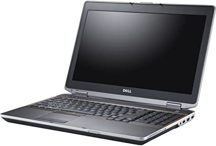 "Dell Latitude E6520 Laptop, 15"" Display, Intel Core i5 Processor, Win 10 Pro"