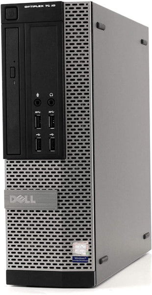 Dell OptiPlex 7020 SFF PC, Intel Quad-Core i7-4770 3.40 GHz Processor, Win 10 Pro