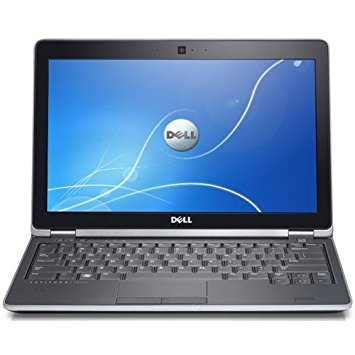 "Dell Latitude E6230 Laptop, 12.5"" Display, Intel Core i5-3320M 2.6GHz Processor, Win 10 Pro"