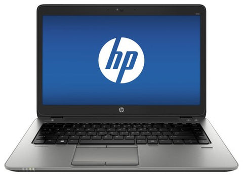 HP EliteBook 840 G1 Laptop, 14' Display, Intel Core i5-4300U 1.9GHz, 8GB DDR3 RAM, 320GB Hard Drive, Win 10 Pro