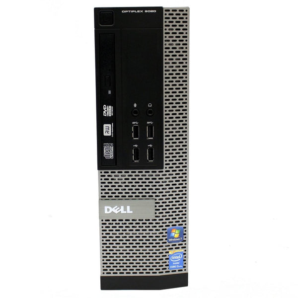 Dell OptiPlex 9020 SFF PC, Intel Quad-Core i7-4770 3.4GHz Processor, Win 10 Pro
