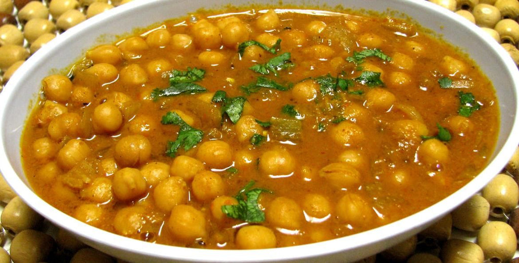 HOW TO MAKE CHANA MASALA RECIPE