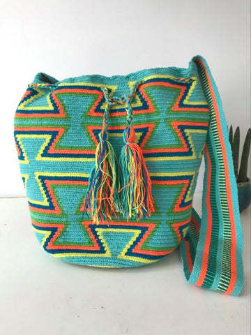 Wayuu Bag Orange